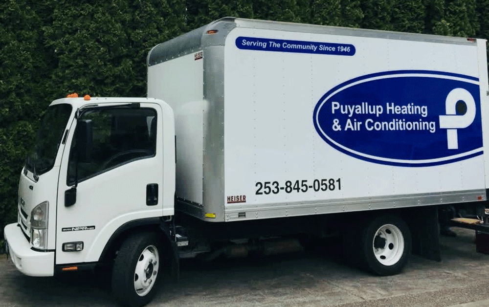 Puyallup Truck